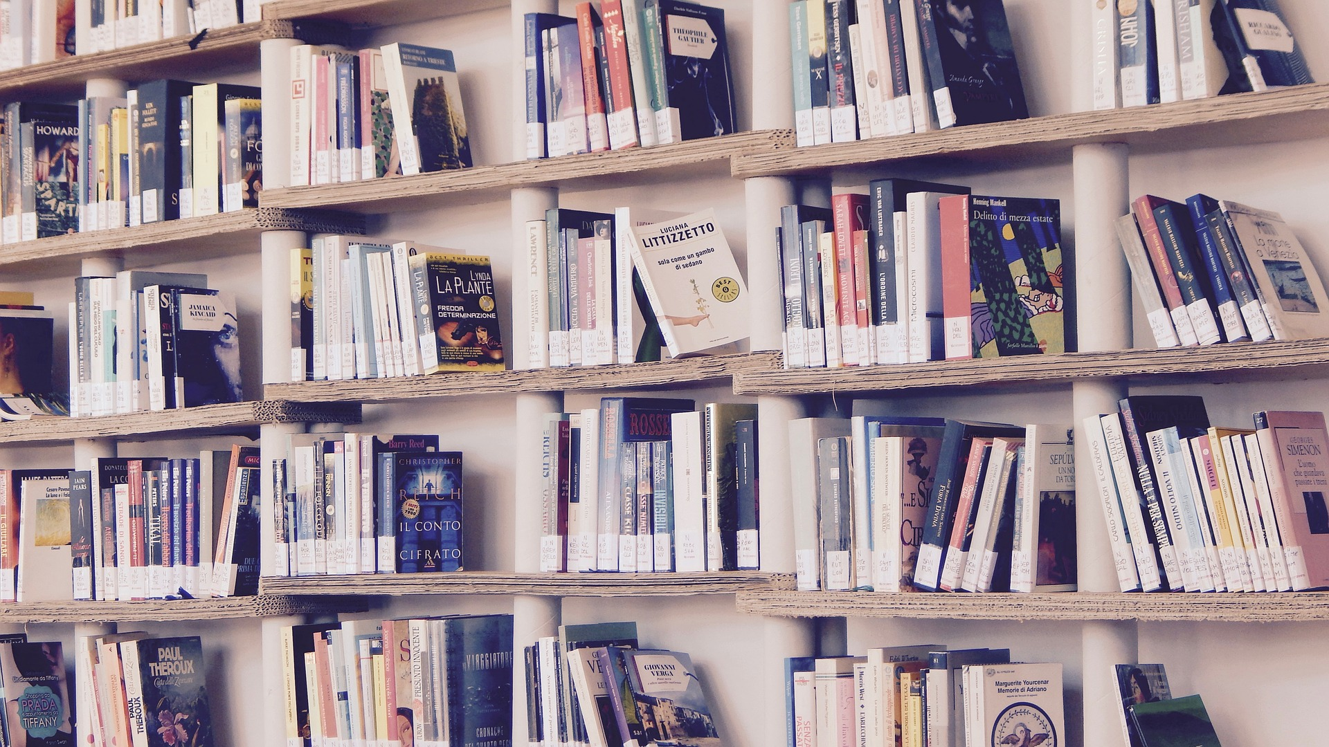 書店についての英語表現