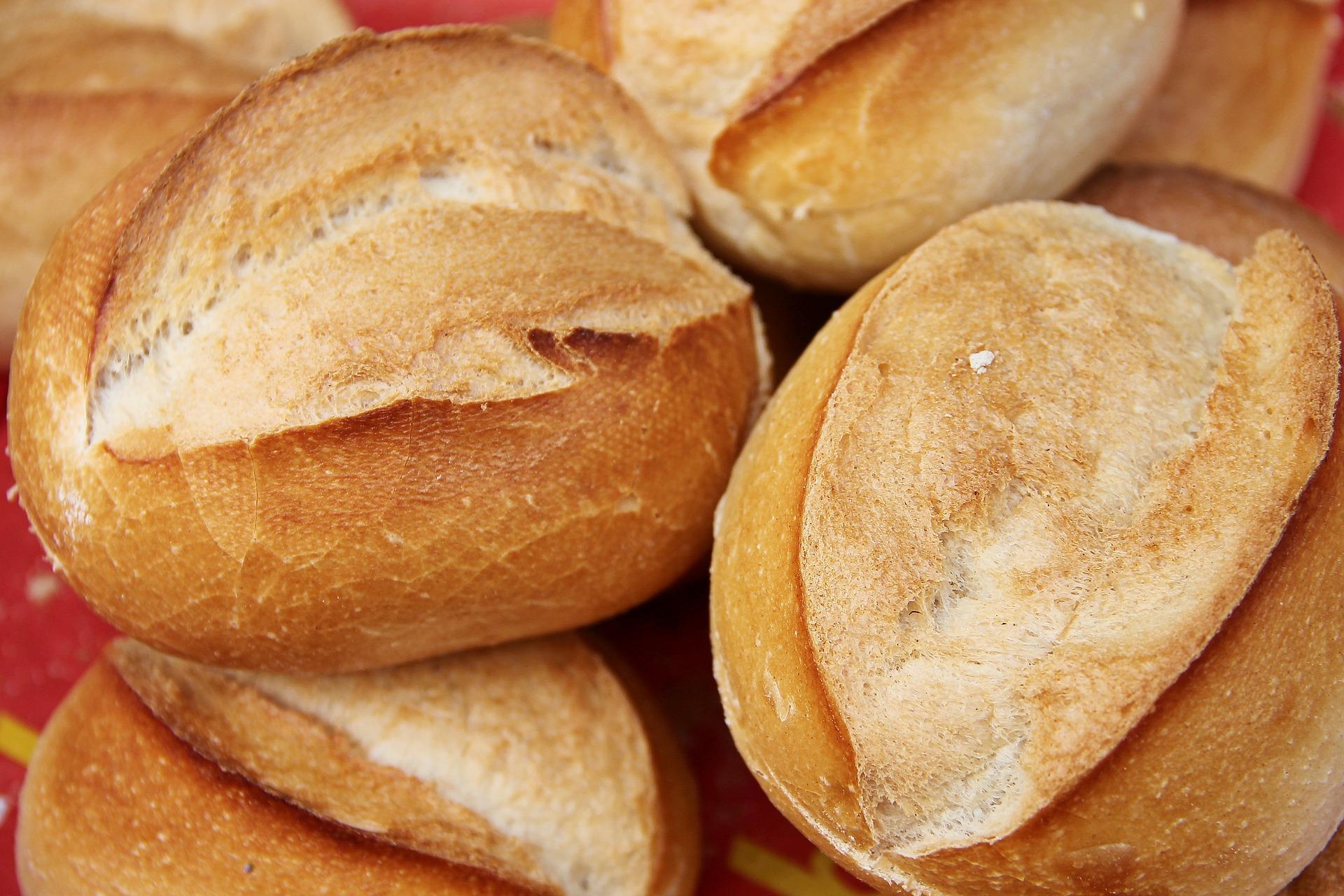 パンに関する英語表現