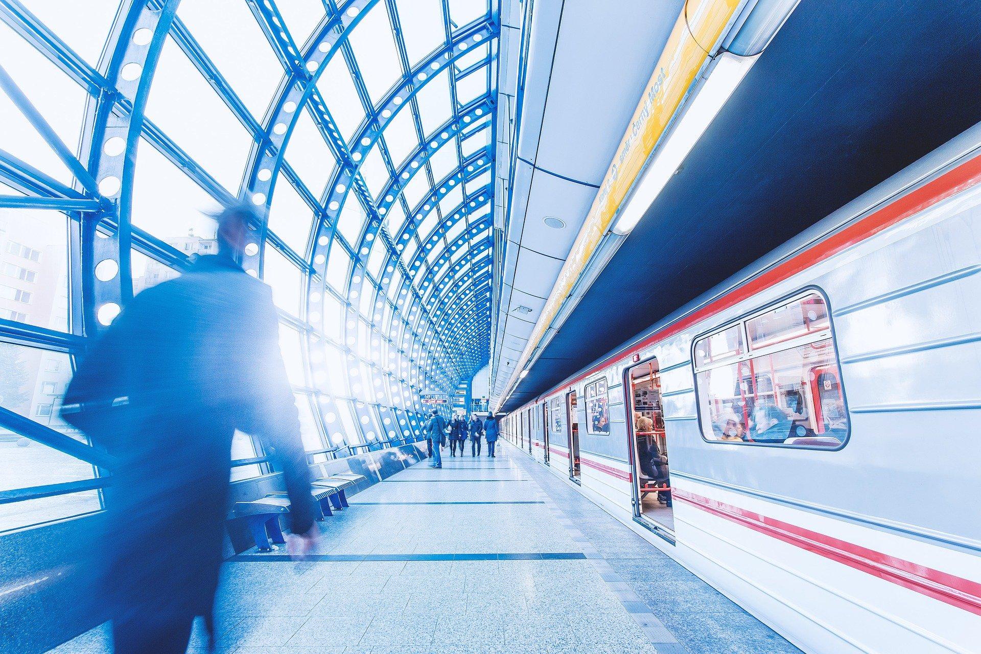 電車・鉄道に関する英語表現