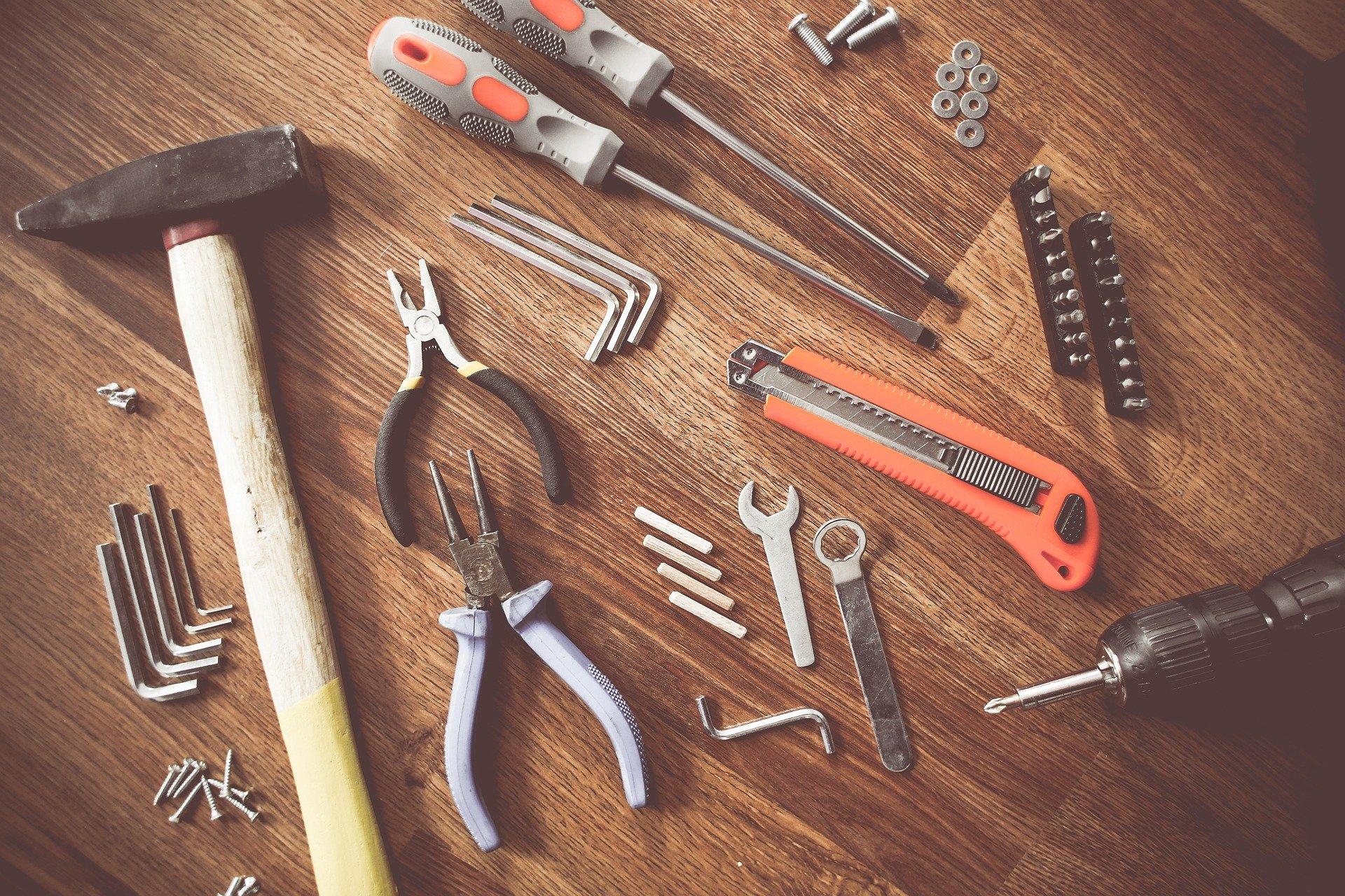 道具についての英語表現